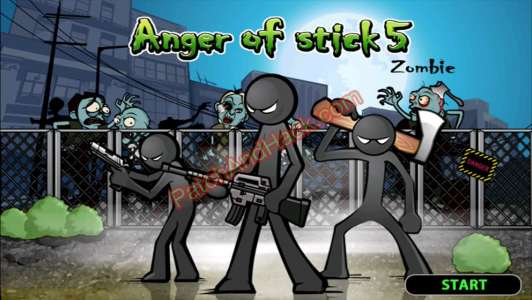 Anger of Stick 5 Patch and Cheats money