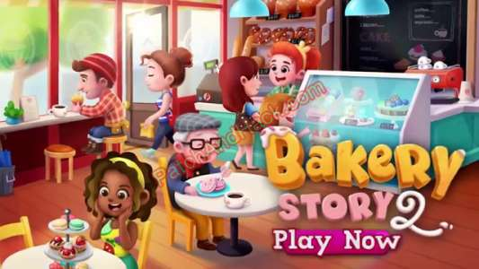 Bakery Story 2 Patch and Cheats money