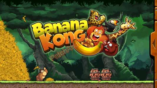 Banana Kong Patch and Cheats bananas, lives
