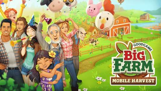 Big Farm Patch and Cheats money