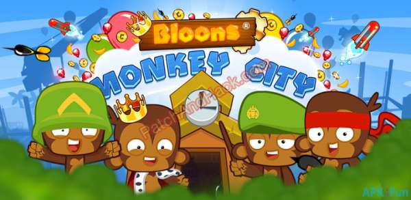 Bloons Monkey City Patch and Cheats money