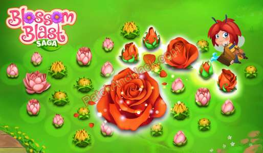Blossom Blast Saga Patch and Cheats money