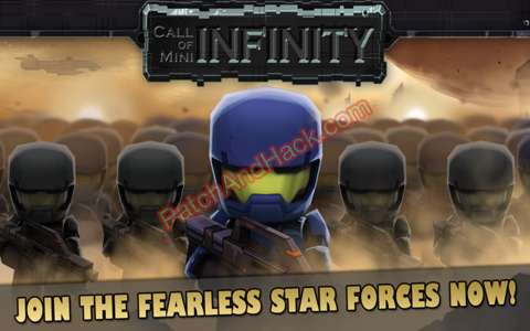 Call of Mini Infinity Patch and Cheats money