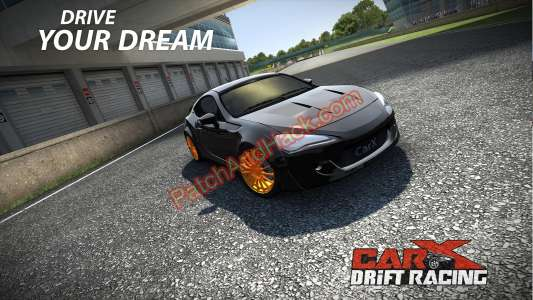 CarX Drift Racing Patch and Cheats money, gold
