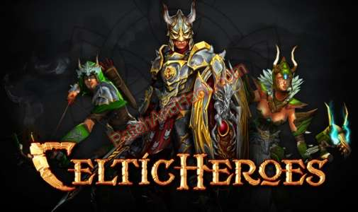 Celtic Heroes Patch and Cheats gold, XP, resources
