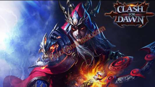 Clash for Dawn Patch and Cheats coins, crystals