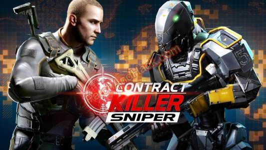 Contract Killer: Sniper Patch and Cheats money, gold