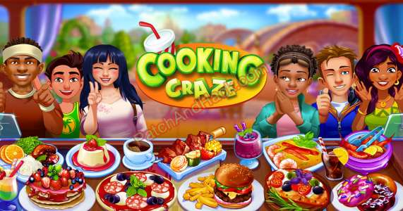 Cooking Craze Patch and Cheats money
