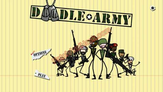 Doodle Army Patch and Cheats money, immortality