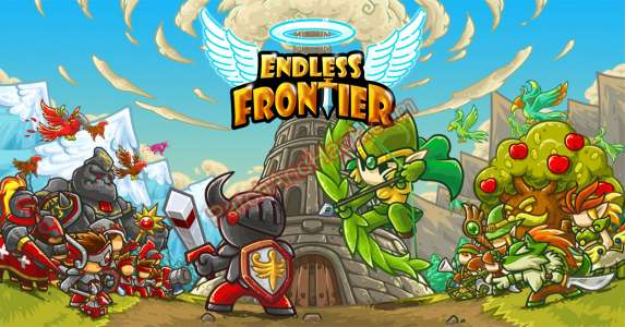 Endless Frontier Patch and Cheats gold, crystals