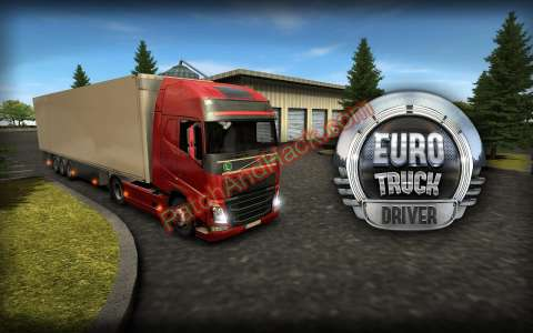 Euro Truck Driver Patch and Cheats money