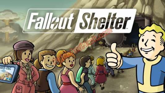 Fallout Shelter Patch and Cheats lanchboxes, caps