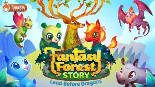 Patch for Fantasy Forest Story Cheats