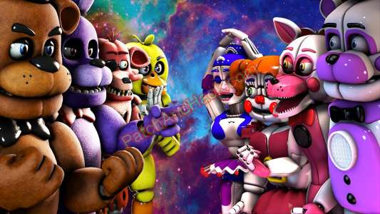 Five Nights At Freddy's Patch and Cheats energy