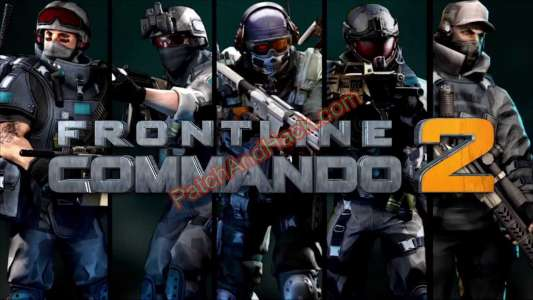 Frontline Commando 2 Patch and Cheats money, gold