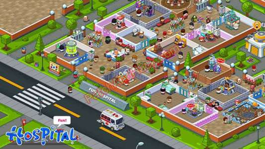 Fun Hospital Patch and Cheats money,coins