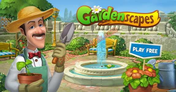 Gardenscapes — New Acres Patch and Cheats stars,money