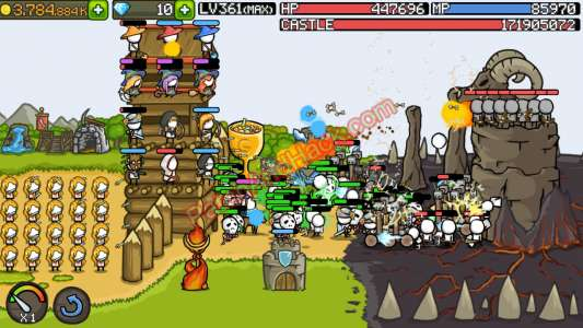 Grow Castle Patch and Cheats money, coins