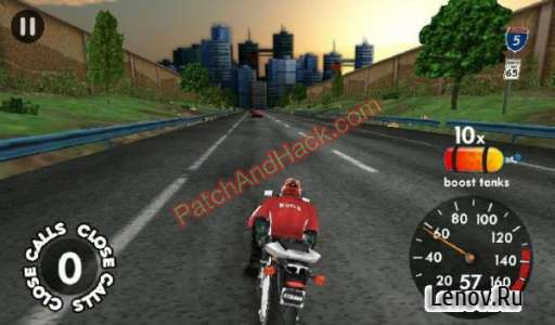 Highway Rider Patch and Cheats money