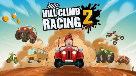Hill Climb Racing 2 Patch and Cheats money, gas