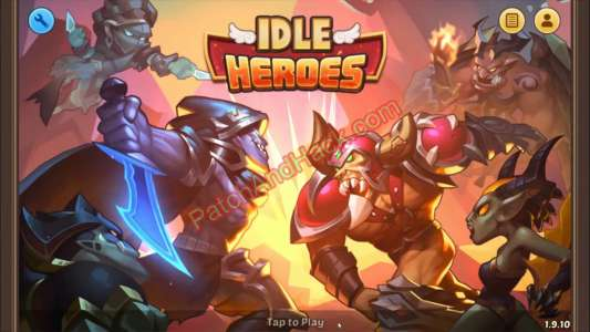 Idle Heroes Patch and Cheats crystals, money