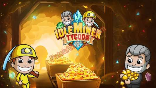 Idle Miner Tycoon Patch and Cheats money