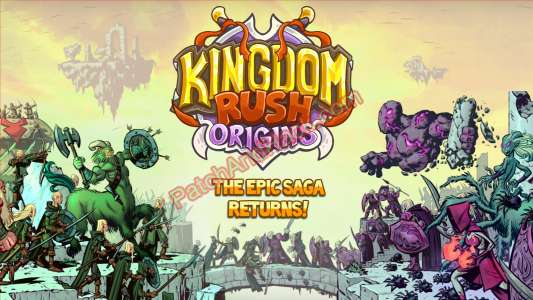 Kingdom Rush Origins Patch and Cheats money
