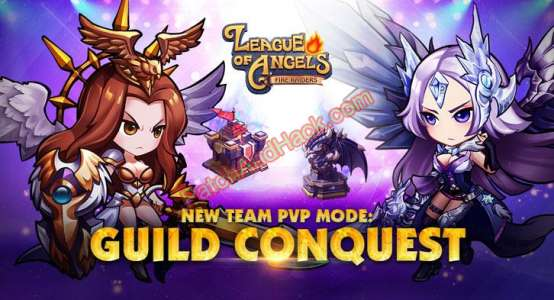 League of Angels — Fire Raiders Patch and Cheats money, resources