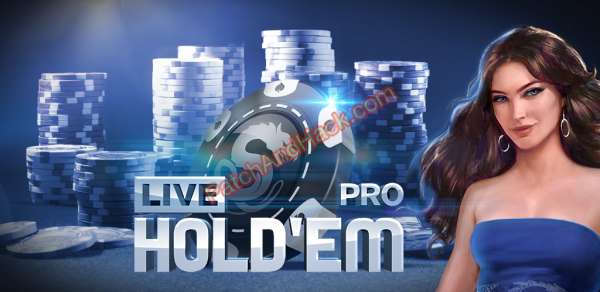 Live Hold'em Pro Patch and Cheats money