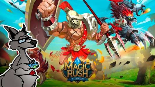 Magic Rush Heroes Patch and Cheats gold, crystals