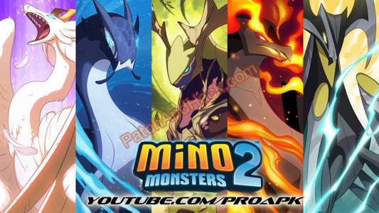 Mino Monsters 2: Evolution Patch and Cheats gold