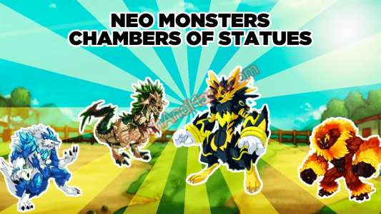 Neo Monsters Patch and Cheats fruit, damage