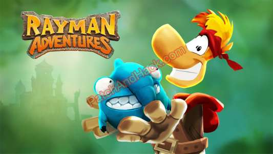 Rayman Adventures Patch and Cheats crystals, coins