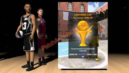 Real Basketball Patch and Cheats money