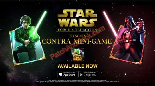 Patch for Star Wars Force Collection Cheats