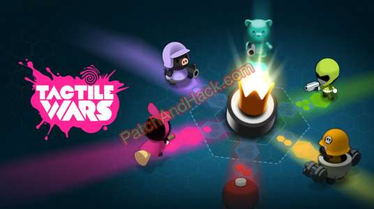 Tactile Wars Patch and Cheats medals, money