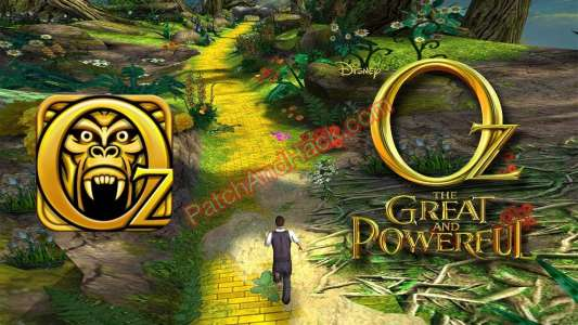 Temple Run: Oz Patch and Cheats money, coins