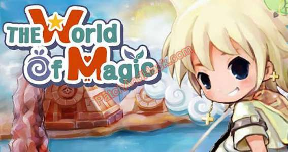 The World of Magic Patch and Cheats gold, platinum
