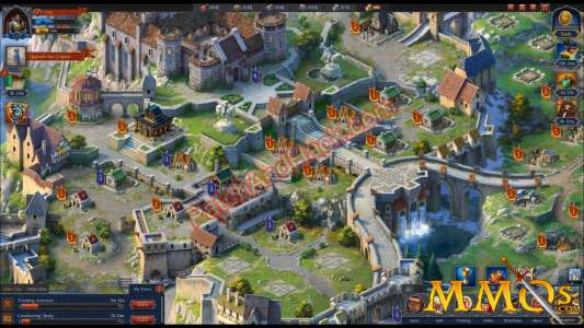 Throne: Kingdom at War Patch and Cheats money