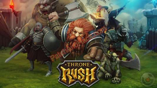 Throne Rush Patch and Cheats gold, rubies