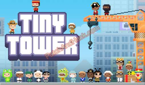 Tiny Tower Patch and Cheats money