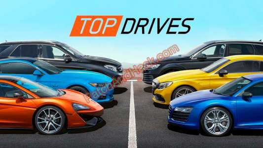 Top Drives Patch and Cheats money