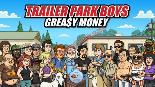 Trailer Park Boys: Greasy Money Patch and Cheats money