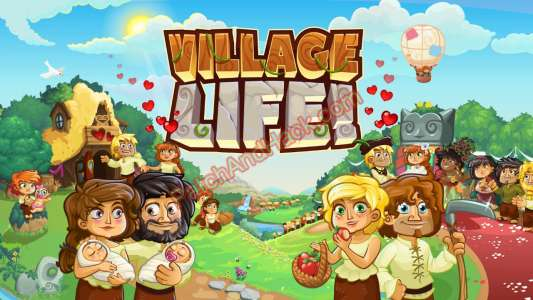 Village Life Patch and Cheats money