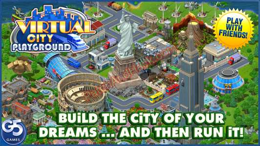 Virtual City Playground Patch and Cheats money