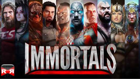 WWE Immortals Patch and Cheats money