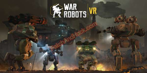 War Robots Patch and Cheats gold, silver