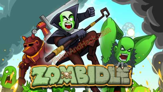 Zombidle Patch and Cheats money