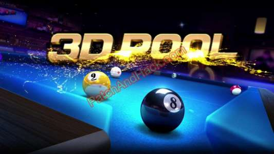 3D Pool Ball Patch and Cheats money