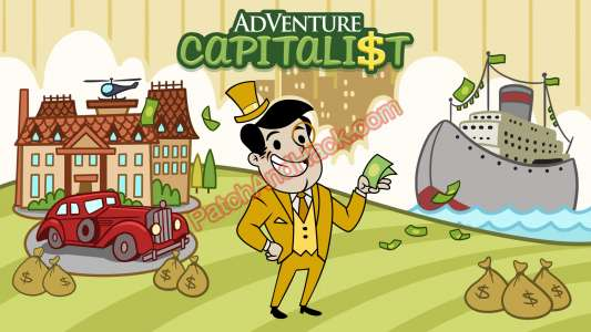 AdVenture Capitalist Patch and Cheats gold, money